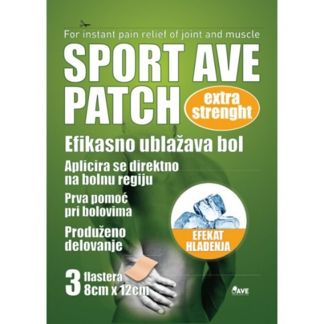 AVE FLASTER SPORT A3