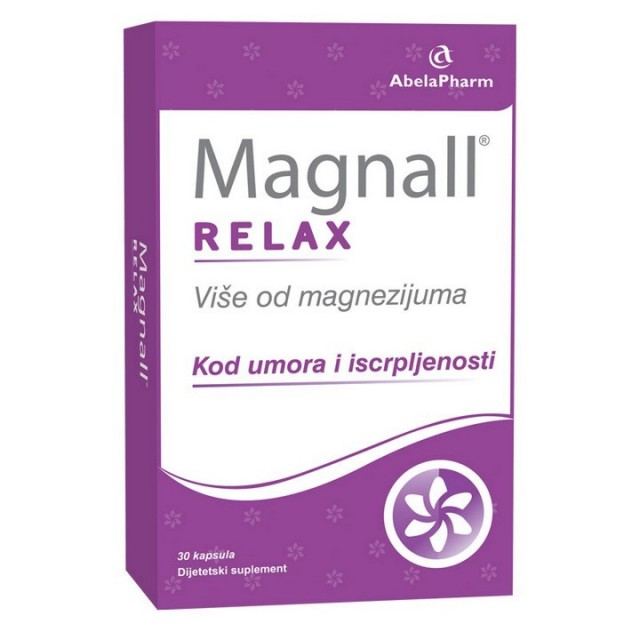 MAGNALL RELAX KAPSULE A30