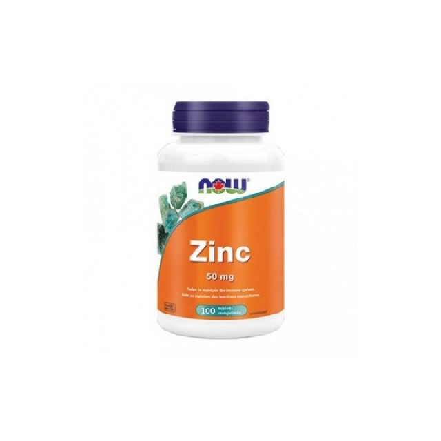 NOW CINK TABLETE 50MG A100