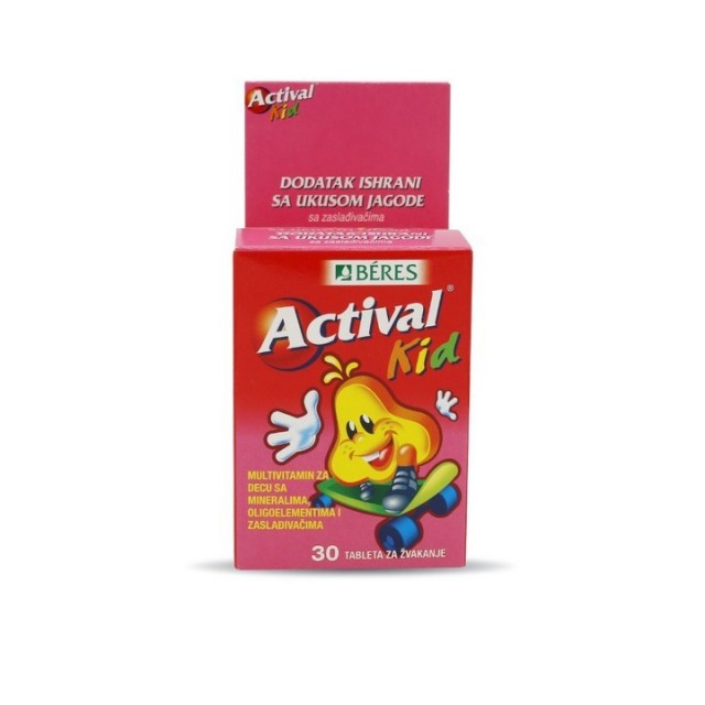 BERES ACTIVAL KID TABLETE A30